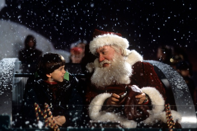 Tim Allen In 'The Santa Clause'