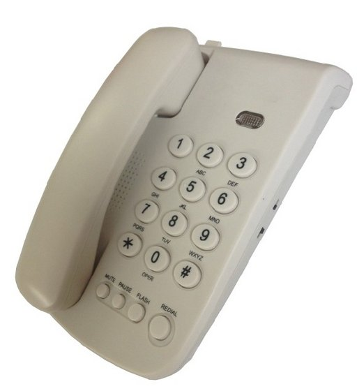 basic_landline_wall_desk_mount_phone_corded_landline_telephone