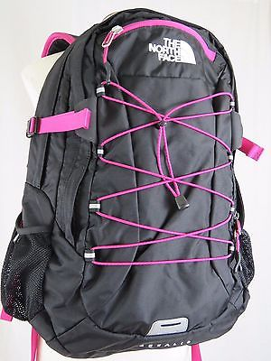the-north-face-borealis-backpack-black-w-pink-accents-laptop-storage-nice-440025e99c11dd20d58e8a61171fe8da