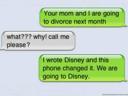 autocorrectdivorceimeandisney