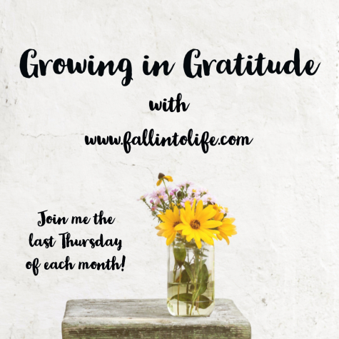 Growing in Gratitude