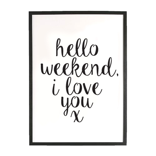 hello-weekend